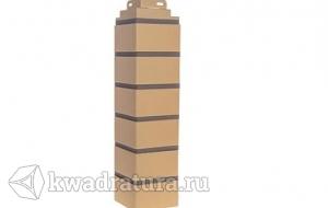 Угол наружний для фасада  серия Кирпич облицовочный