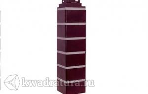 Угол наружний для фасада серия Кирпич облицовочный Britt