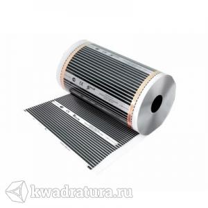 Q-Term 220 вт/кв.м (50 см), термопленка с полосатым нагревательным элементом