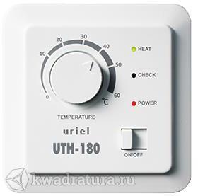 Терморегулятор встраиваемый механический UTH-180 (2,6 кВт)