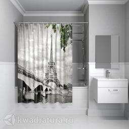 Шторка для ванной комнаты IDDIS Basic 180*200 см 541P18Ri11