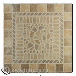 Керамогранит Евро-Керамика Помпеи желто-зеленый 1РМ0160 33*33 см