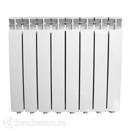 Радиатор алюминиевый 500*80*8 секций
