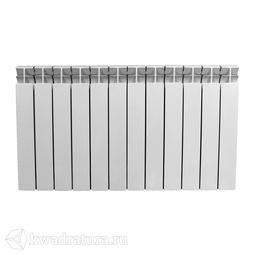 Радиатор биметаллический 500*80*12 секций