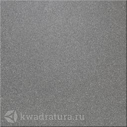 Керамогранит УГ матовый соль-перец тёмно-серый U19 60*60 см