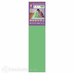 Подложка гармошка зеленая Солид 3мм(5,25м2)