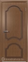 Межкомнатная дверь ВФД 3ДГ3 Кристалл Орех