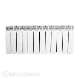 Радиатор алюминиевый 350*80*12 секций