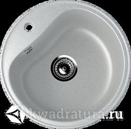 Кухонная мойка ULGRAN U-100 серый №310 49 см