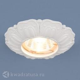 Встраиваемый точечный светильник Elektrostandard 7215 белый