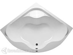 Акриловая ванна MarkaONE Afrodita 150*150