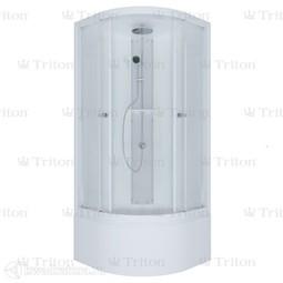 Душевая кабина Triton Вирго 3 Стандарт-белый 90*90 см