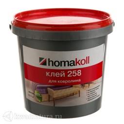 Клей homakoll 258  клей для ковролина