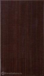Настенная плитка InterCerama Fantasia коричневая 23*40 см