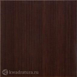 Напольная плитка InterCerama Fantasia коричневая 35*35 см
