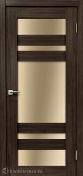 Межкомнатная дверь Дера модель 639 Венге