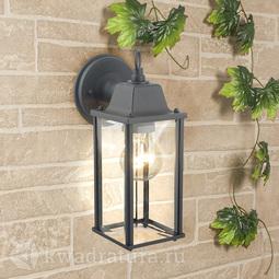 Настенный уличный светильник (Бра) Elektrostandard 1008D Brick серый