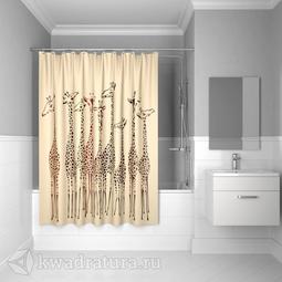 Шторка для ванной комнаты IDDIS Basic 180*200 см 570P18Ri11