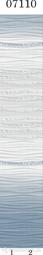 Стеновая панель ПВХ Panda Голубая лилия 07110