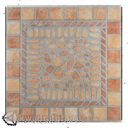 Керамогранит Евро-Керамика Помпеи красный 1РМ0013 33*33 см