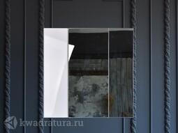 Зеркало Aqua de Marco Аксиома 60 белый глянец