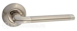 Дверная ручка PUERTO AL 503-08 SN/NP