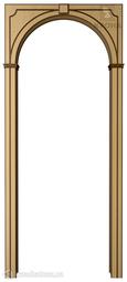 Межкомнатная арка Крона Дуб