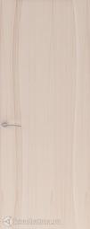 Межкомнатная дверь Океан Буревестник-1 ясень капучино глухое