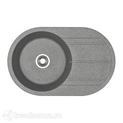 Кухонная мойка Aquaton Амира (серый) 1A712932AI230