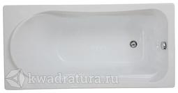 Акриловая ванна Бас Бриз 150*75 БЕЗ ГИДРОМАССАЖА