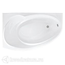 Акриловая ванна Бас Фэнтези 150*88 БЕЗ ГИДРОМАССАЖА левая/правая