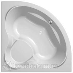Акриловая ванна Бас Модена 150*150 БЕЗ ГИДРОМАССАЖА