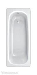 Стальная ванна BLB Universal HG 160*70
