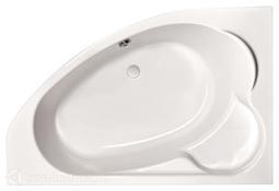 Акриловая ванна Cersanit Kaliope 170*110 левая/правая
