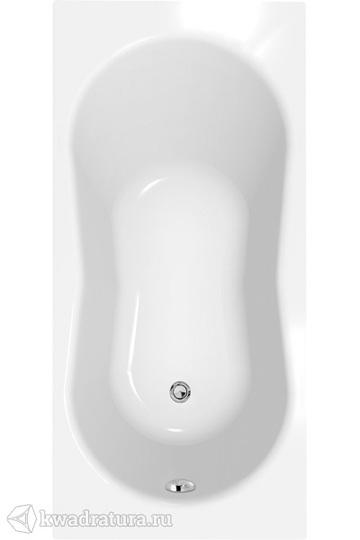 Акриловая ванна Cersanit Nike 150*70см