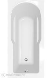 Акриловая ванна Cersanit Santana 150*70см