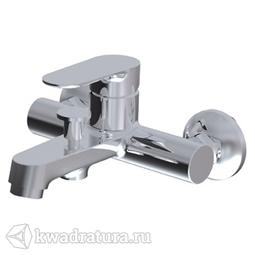 Смеситель для ванны Milardo Dover, с коротким изливом DOVSB00M02