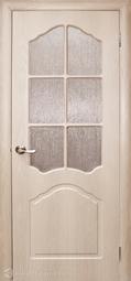 Дверь межкомнатная Дубрава Илона ПО беленый дуб