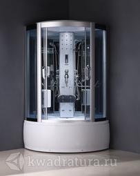 Душевая кабина ODA 8327 тонированное стекло 110*110 см