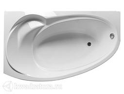 Акриловая ванна 1Marka Julianna 170*100 левая/правая