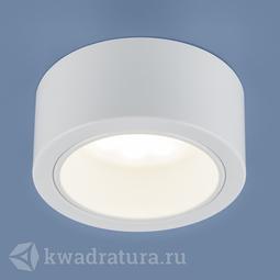 Накладной точечный светильник Elektrostandard 1070 GX53 WH белый
