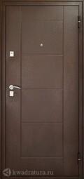 Дверь входная металлическая Форпост 73 Беленый дуб