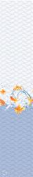Стеновая панель ПВХ Оранда Золотые рыбки