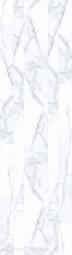 Стеновая панель ПВХ Оранда Магнолия-Белый Мрамор фон