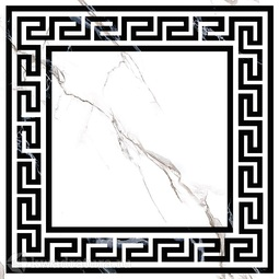 Декор-панно для керамогранита Grasaro Classic Marble GT-270/d01 40*40 см