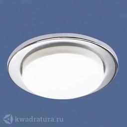 Встраиваемый точечный светильник Elektrostandard 1035 GX53 CH хром