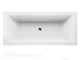 Акриловая ванна EXCELLENT CROWN 180x80
