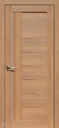 Дверь межкомнатная Сибирь Профиль 201 дуб сантьяго