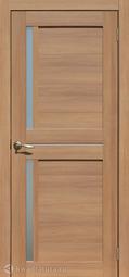 Дверь межкомнатная Сибирь Профиль 202 дуб сантьяго