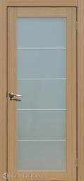 Дверь межкомнатная Сибирь Профиль 213 тиковое дерево